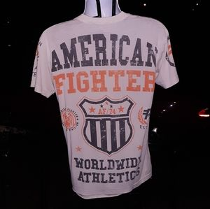 American Fighter T By Affliction size medium